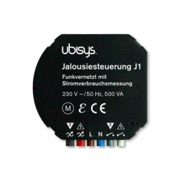 Shutter control J1